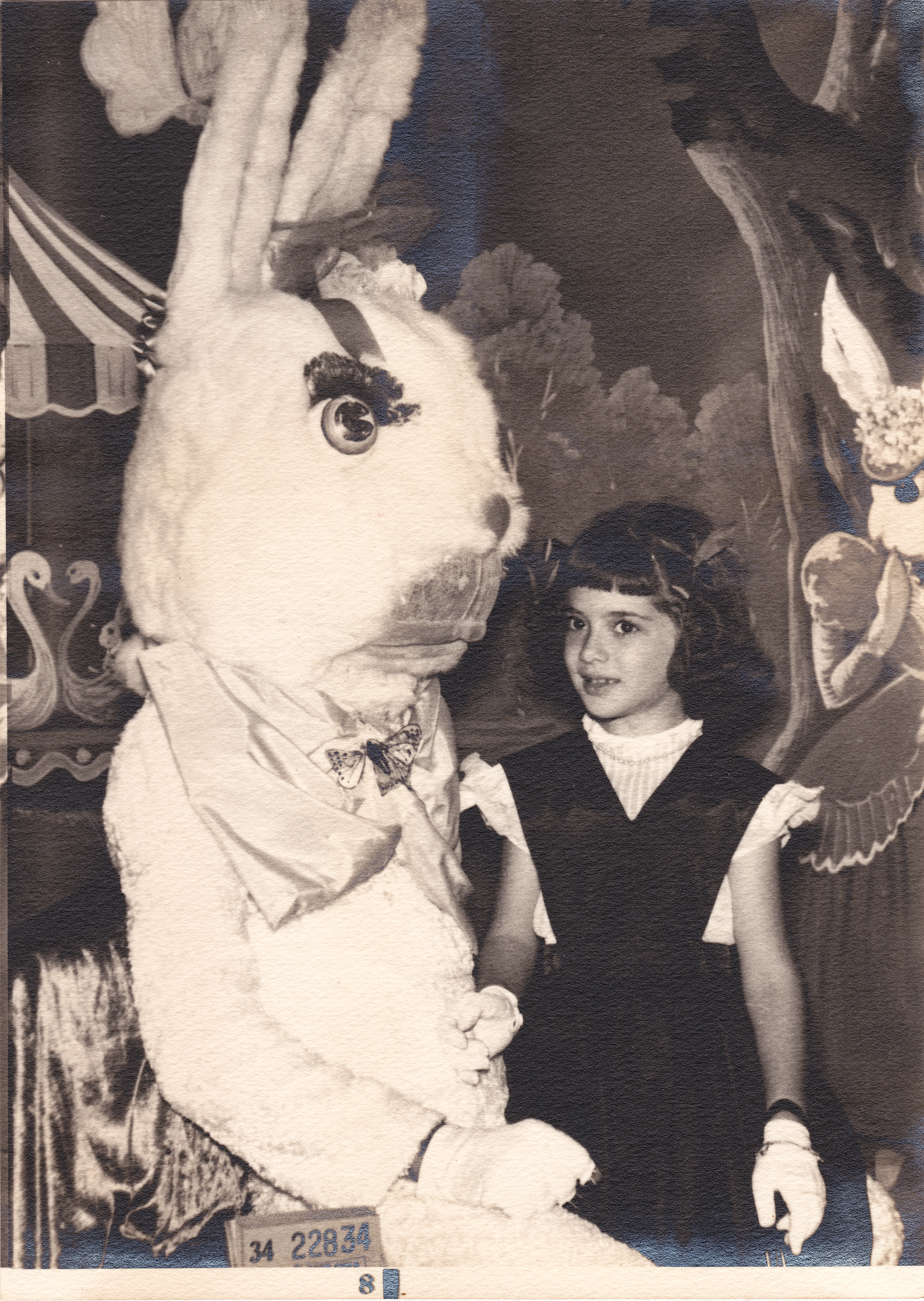 Easter Bunny Weird head