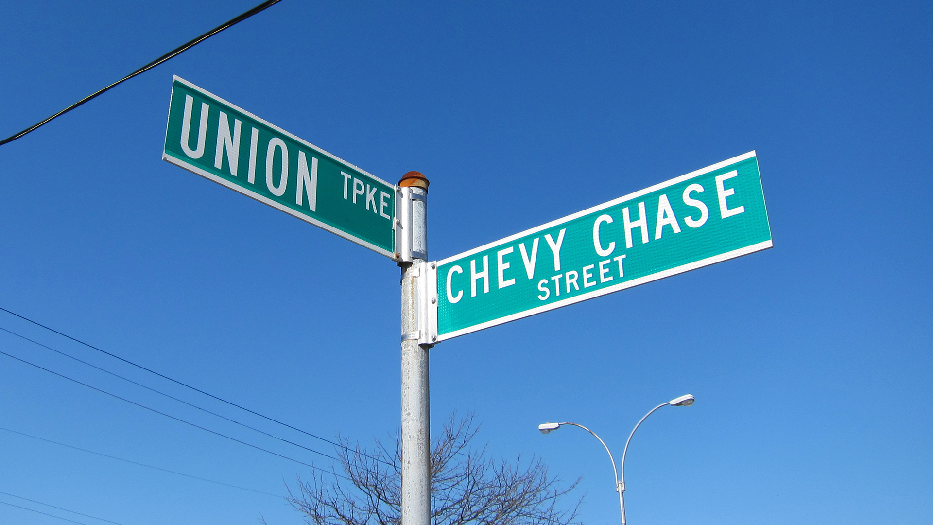 Chevy Chase Street