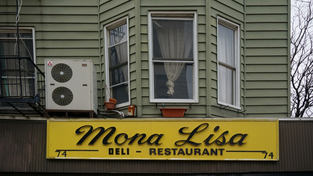 Deli - Mona Lisa Greenpoint