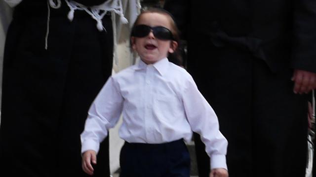 Hasidic Crew CU Kid
