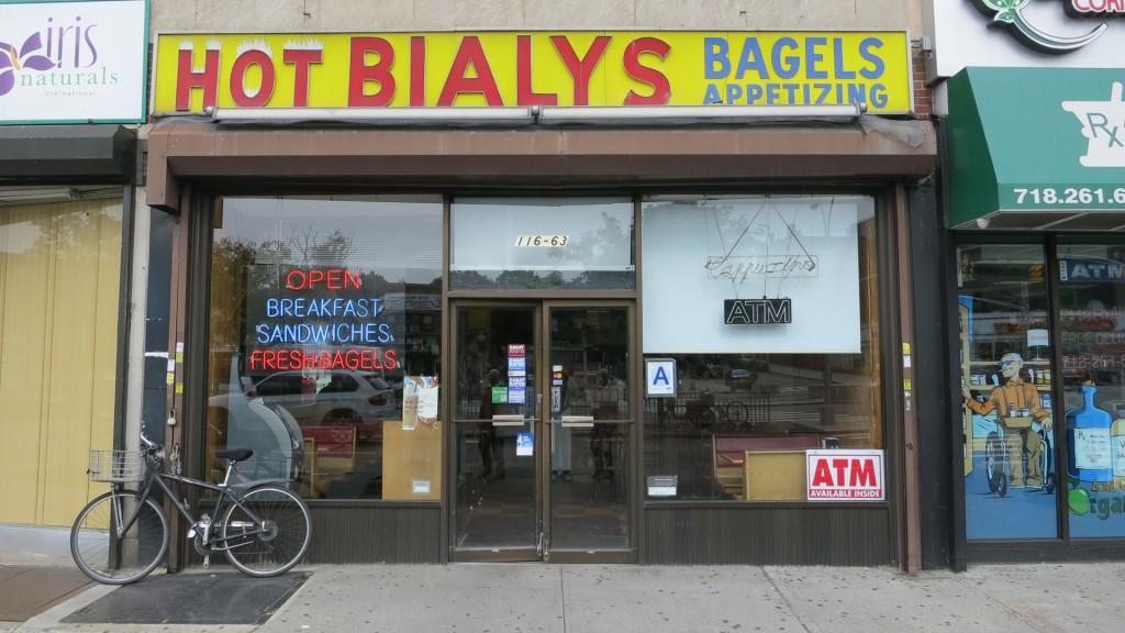 Hot Bialys