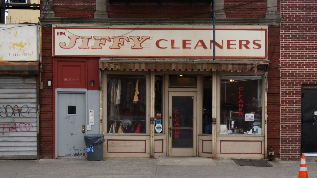 Jiffy Cleaners
