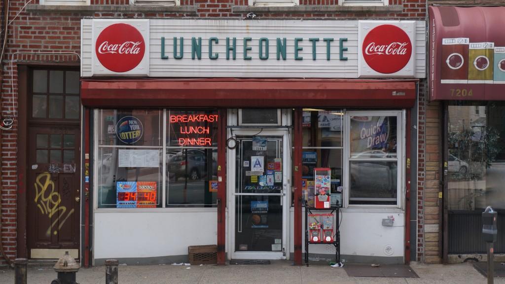 Luncheonette Brooklyn