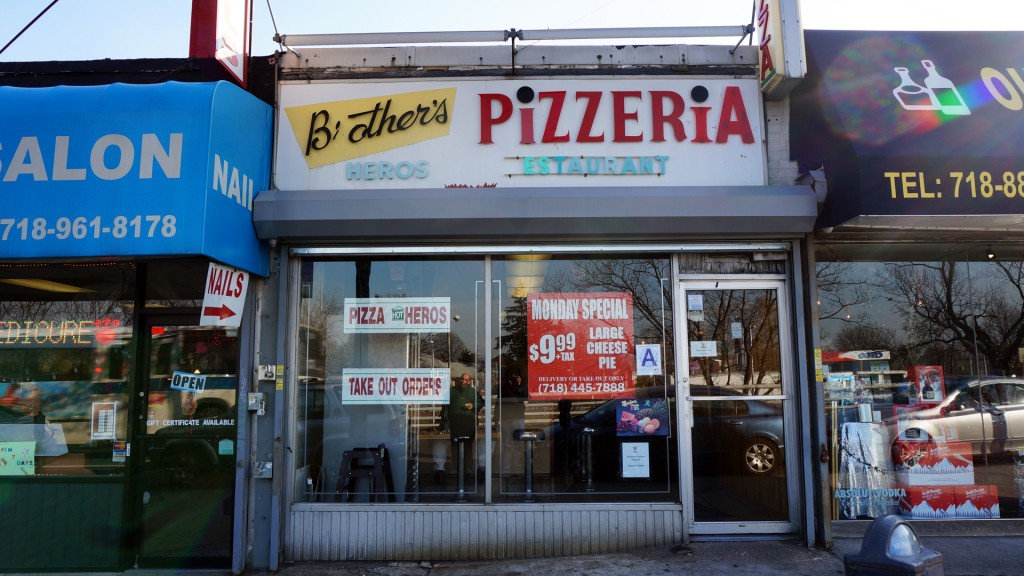 Pizzeria - Brothers Oakland Gardens