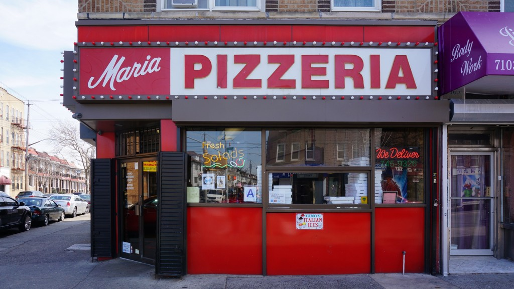 Pizzeria - Maria Bensonhurst