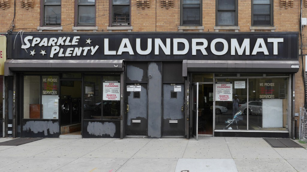 Sparkle Plenty Laundromat