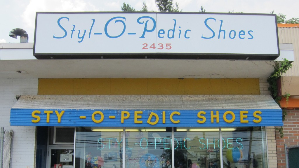 Styl-O-Pedic Shows