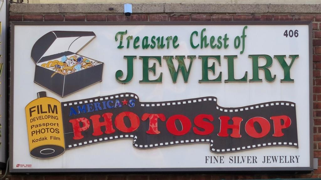 Treasure Chest Photoshop