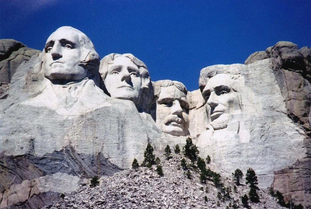 Mt. Rushmore ONE - 1920