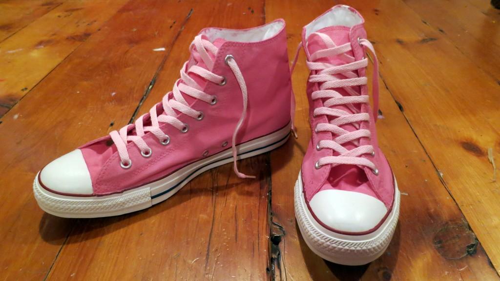 Mr P sneakers