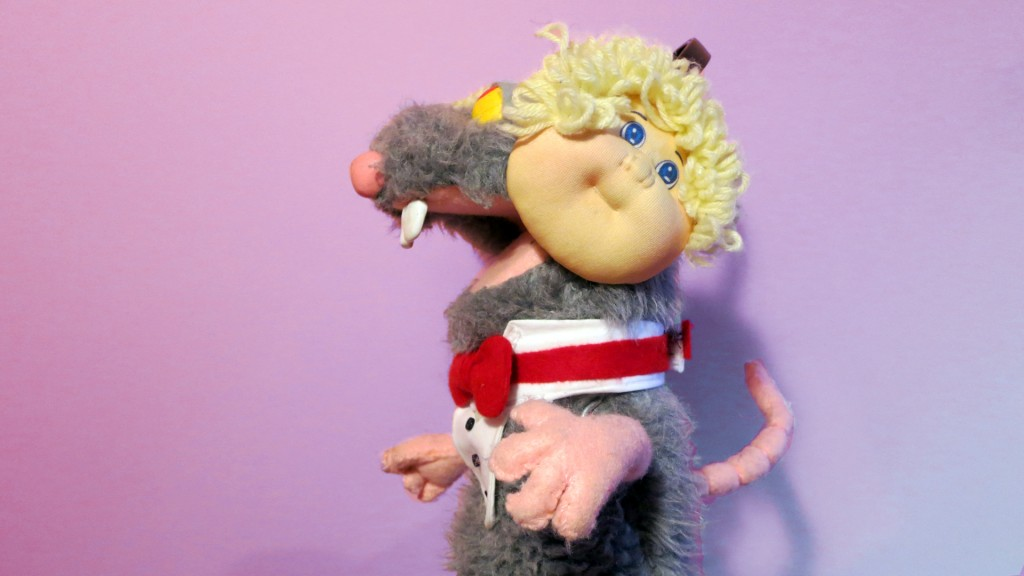 rubbish cabbage patch ear muffs