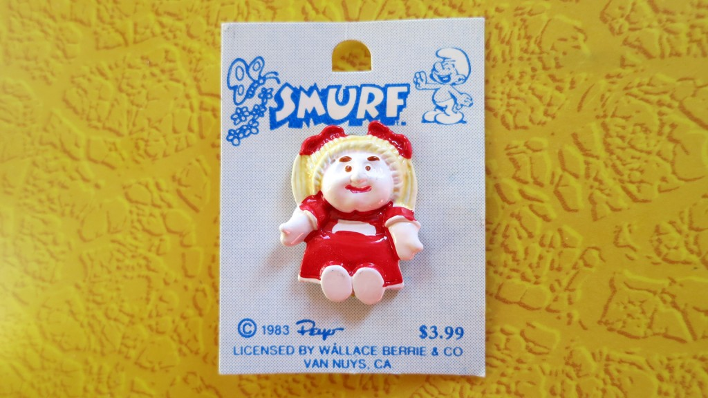 cabbage patch smurf