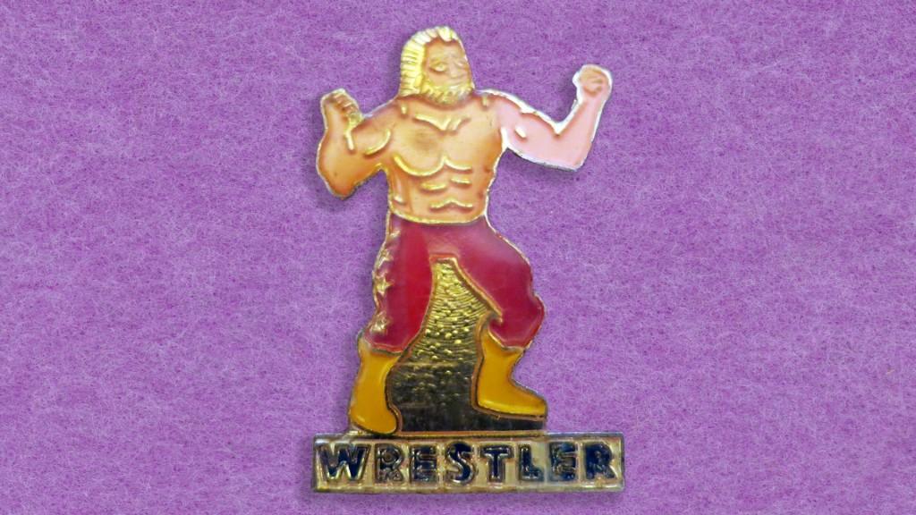 wrestler pin