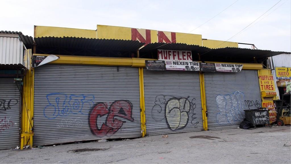 NN Muffler