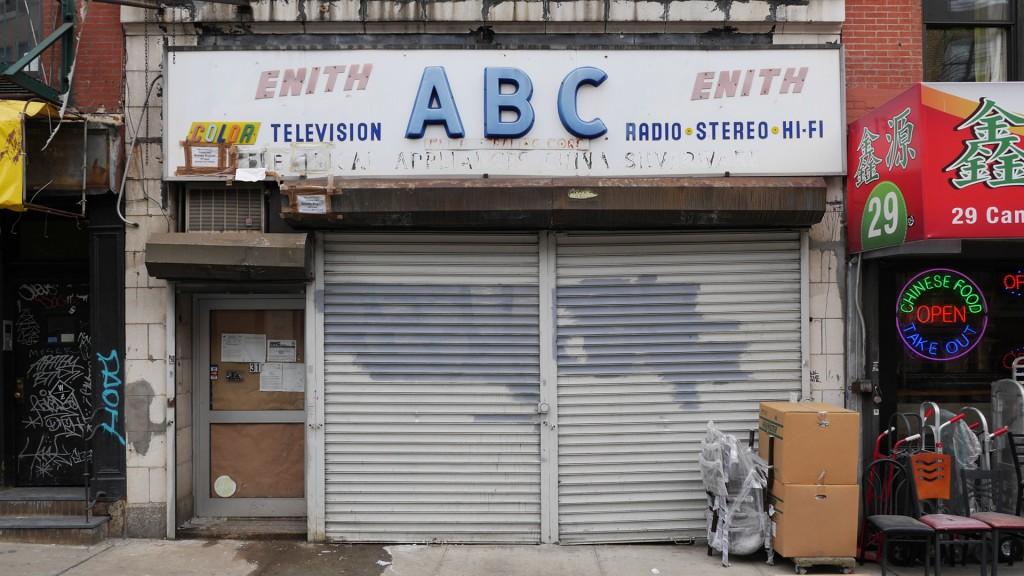 Storefront - ABC
