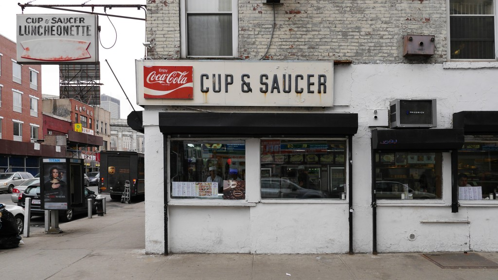 Storefront - Cup and Saucer
