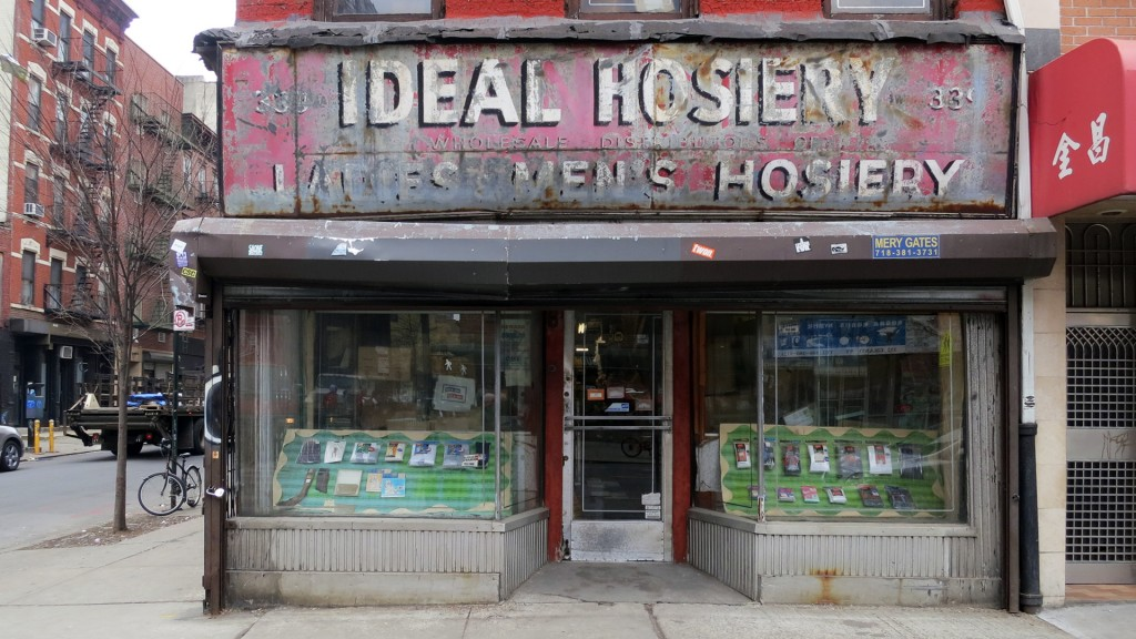 Storefronts - Ideal Hosiery