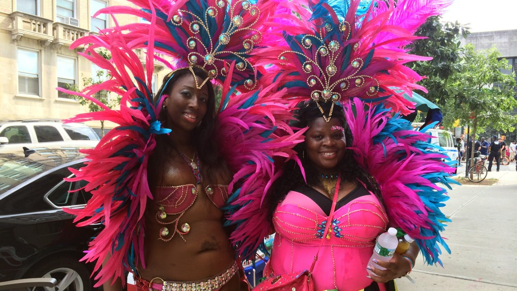 saphron wanda west indies parade