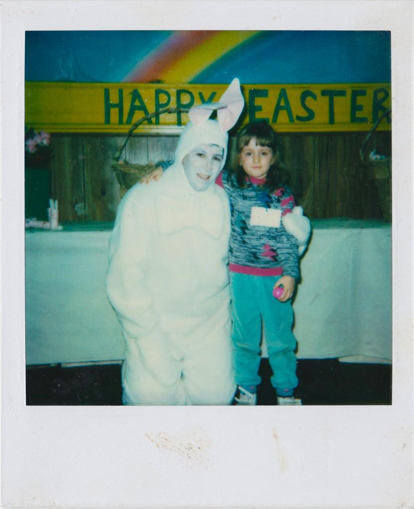 vivian easter bunny